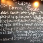 Friday Dinner Specials and Daily Buck A Shuck Oyster Happy Hour from 4-6pm!