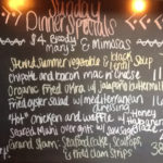 Sunday Dinner Specials Featuring $4 Bloody Marys & Mimosas ALL DAY!