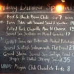 Friday Dinner Specials September 20th