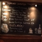 Dinner Specials Tuesday November 12th