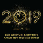 New Year's Eve 2019!  Live Music & 4-Course Dinner  – Reserve NOW!