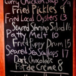 Lunch Specials Monday 20 January 2020