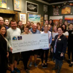 Blue Water Grill and Blue Moon Donate $11,655 to the Outer Banks Community Foundation's Ocracoke Relief Effort!  A Big THANK YOU to our CUSTOMERS for Your Generosity!