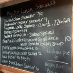 Sunday May 31st Lunch Specials
