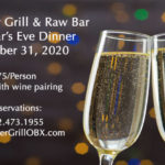 New Year's Eve Menu & Reservations!