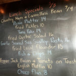 Lunch Specials 3/3