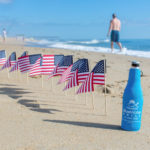 Closed for the 4th of July! Red, White and Blue Water!