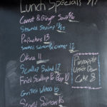 Lunch Specials 9/17