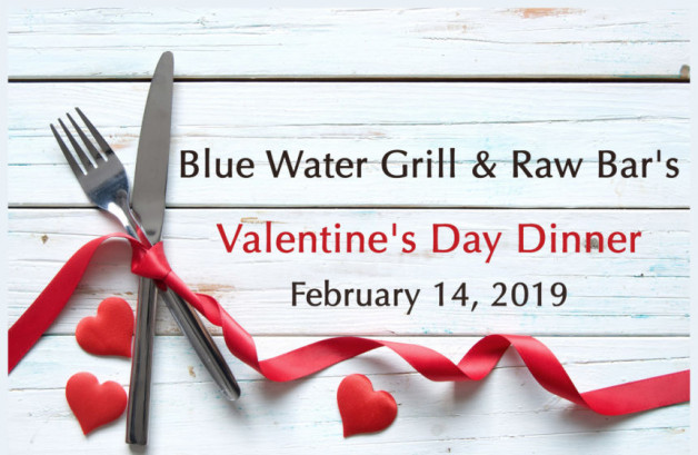 Valentine's Day Dinner 2019! Click here for menu and reservations!