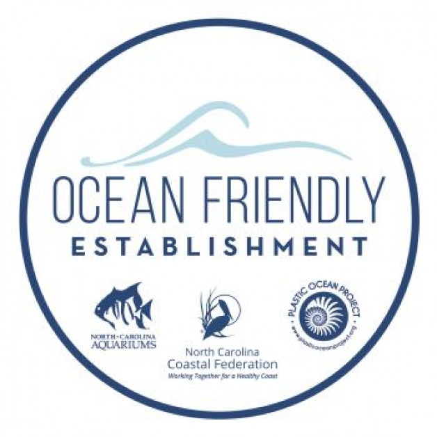 Blue Water Grill is Proud to be Certified Ocean Friendly!