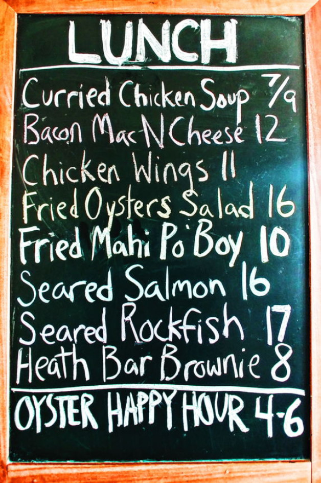 Lunch Specials January 13th