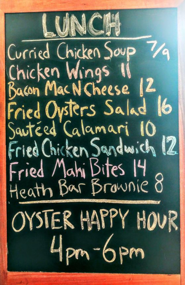 Lunch Specials January 14th