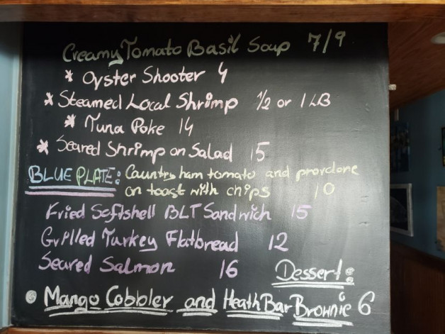 Lunch Specials Thursdays May 28th