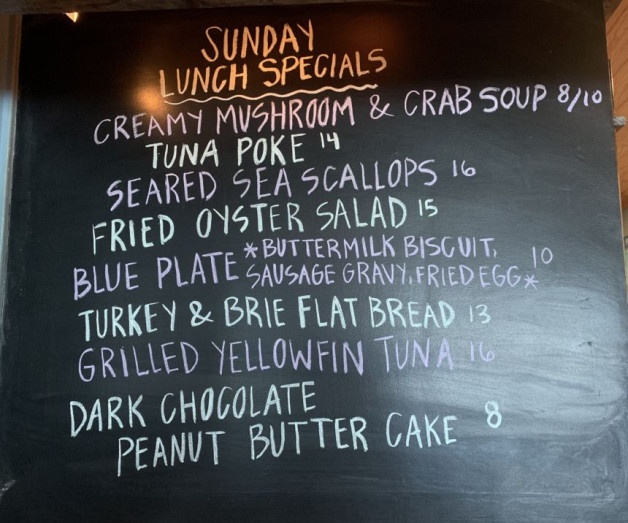 6/14 Lunch Specials