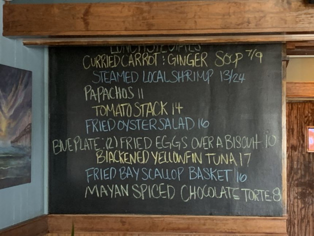 August 2nd Lunch Specials