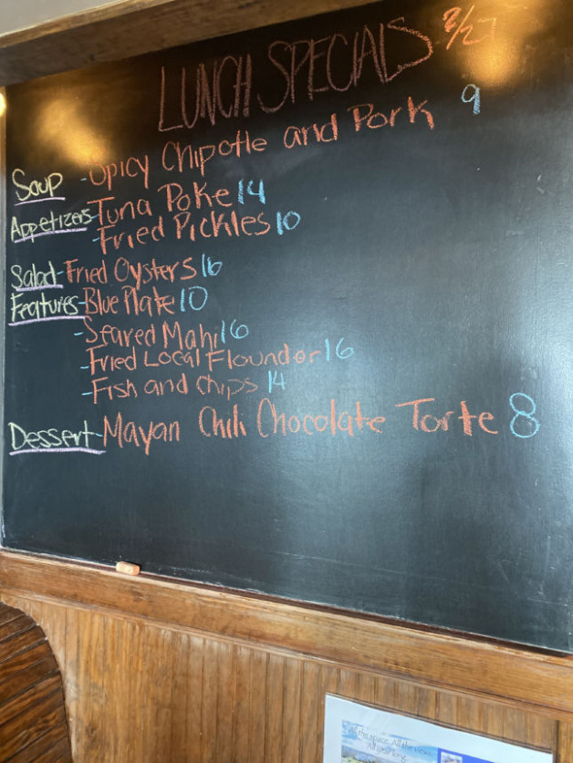 Lunch Specials 2/27