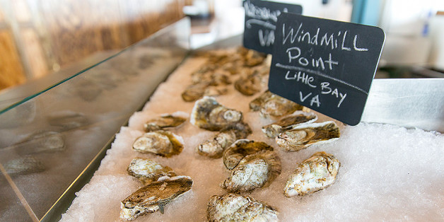 March 24, 2018….Shuckin' It On The Water:  A Blue Water Grill Oyster Experience.  Buy your tickets today!