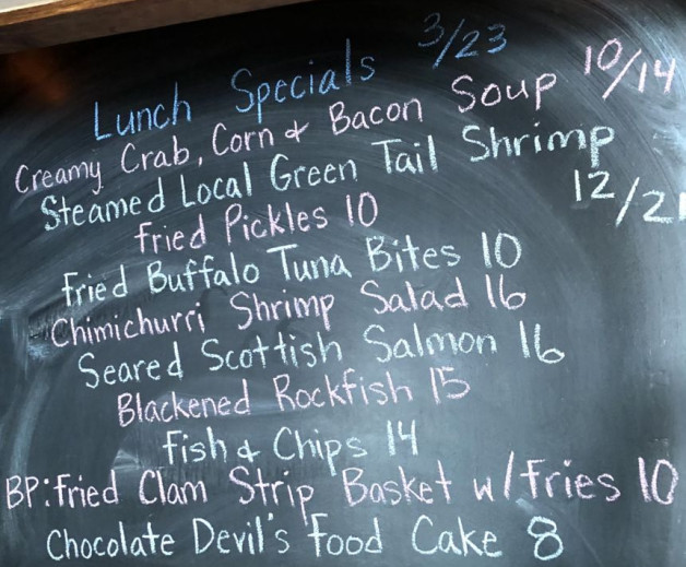 Lunch Specials 3/23
