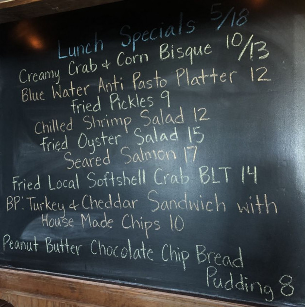 Lunch Specials 5/18