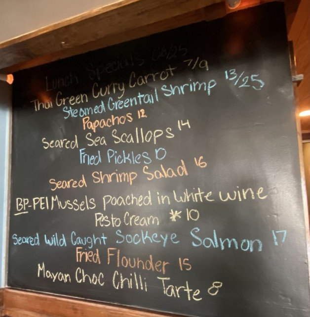 Lunch Specials 06/25