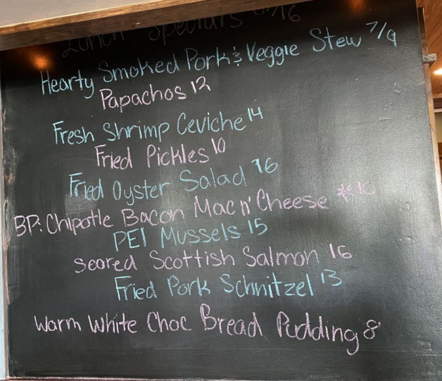 Lunch Specials 07/16