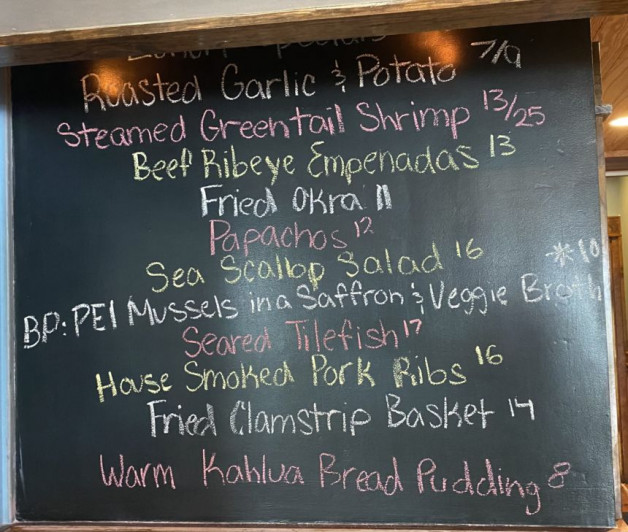 Lunch Specials 09/24