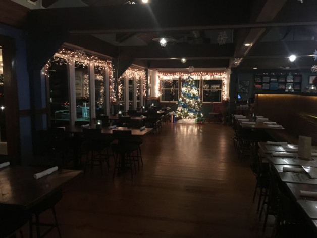 Blue Water Grill Holiday Schedule