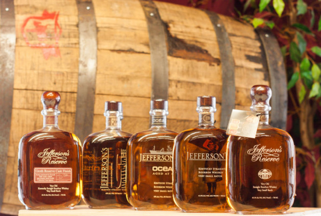 Join us for a 4-Course Jefferson's Bourbon Dinner!  Thursday, January 18th – Reserve today